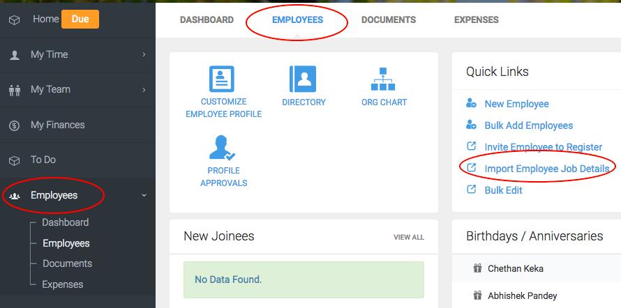 employee photo directory template