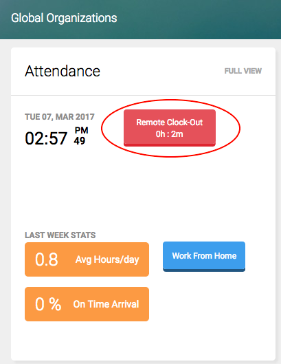 Time & Attendance – Keka Documentation