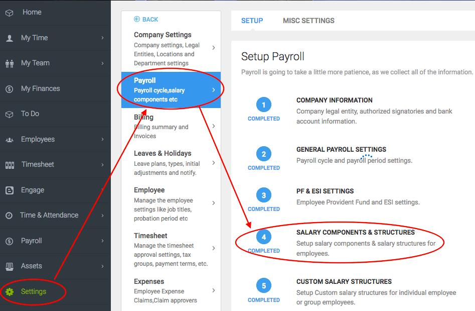 Payroll – Keka Documentation